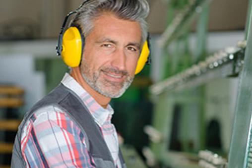 Unterweisungsthema Lärmschutz